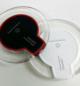 Беспроводная зарядка и приемник ресивер