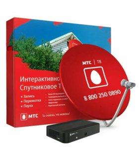 Комплект Спутникового ТВ с САМ-модулем