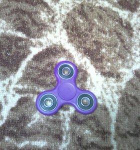 Фиолетовый спинер