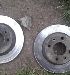 Тормозные диски ваз 2109