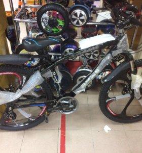 Велосипед BMW 24 скорости