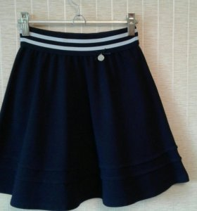 Школьная юбка.