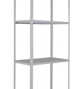 Стелажи металлические 1800*1000*500