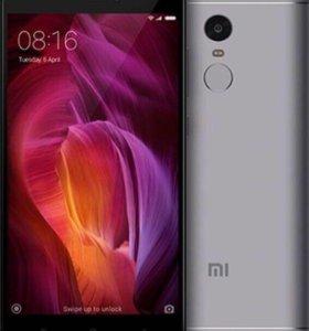 Xiaomi redmi nout 4   3GB ROM /32GB