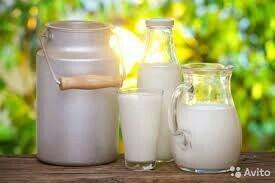 Молоко коровье, творог, сметана, йогурты, масло.