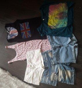 Комплект Шорты майка футболка