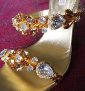 женские туфли новые, Италия