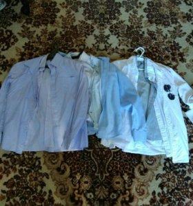 Рубашки р от 128 до 158