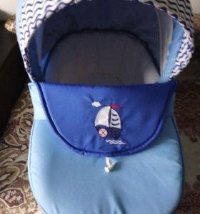Продам два короба для коляски+сумка для мамы