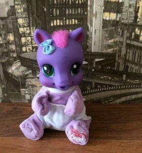 Продам говорящего пони Fun toys lovely