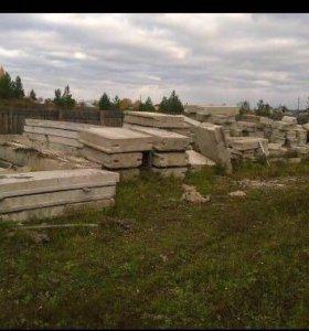 Фундаментные блоки и стеновые панели