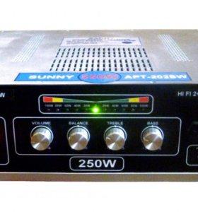 Аудио ресивер SANNY APT-202SBT.