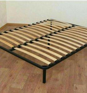 Кровать под матрас ортопедическое основание Акция