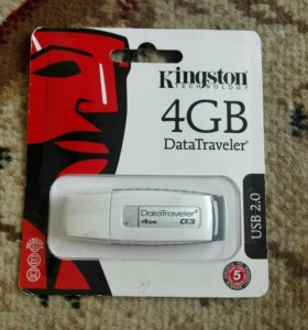 Флэшка Kingston 4 Gb (новая)