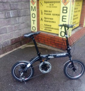 Велосипед ANCHOR