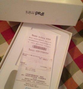 Коробка на iPad mini с дисплеем Retina на 32 GB