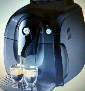 Кофемашина Phillips HD 8648