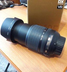 Объектив Nikon 18-105 VR