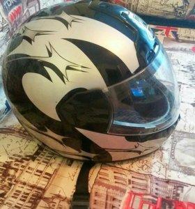 Мотоциклетный шлем Max