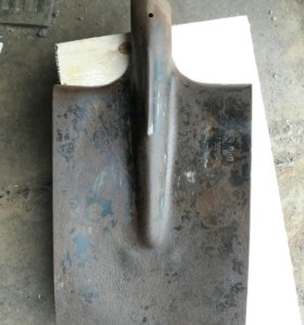 Лопата штыковая прямоугольная