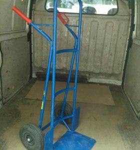 Колёсная грузовая тележка до 200 кг