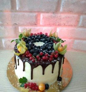 Сладости для радости: Пряники, торты, капкейки