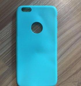 Бампер на iphone 📱 6+ новый
