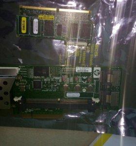 Контроллер сетевой с модулем памяти 013235-001