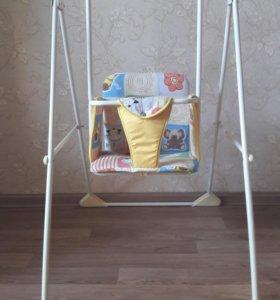 Детские домашние качели