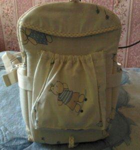 Рюкзачок для переноски малыша