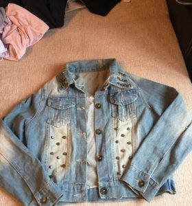 Джинсовка(Джинсовая куртка)