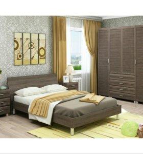 Спальня Мелисса-3 модульный набор
