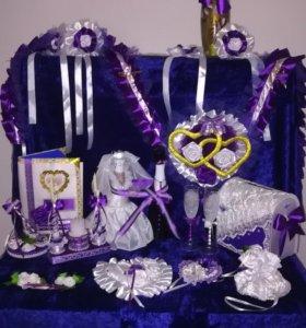 Набор на свадьбу
