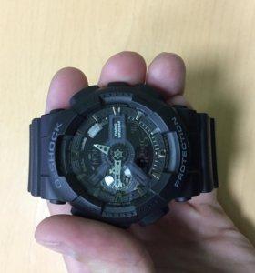 Часы casio g-shock ga-110 ТОРГ