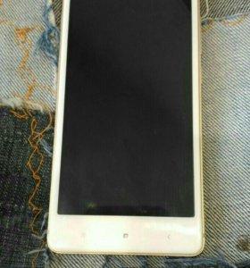 Xiaomi redmi 4 pro золотой