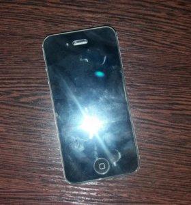 Айфон 4S на 16г.