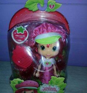 Новая кукла Шарлотта Земляничка
