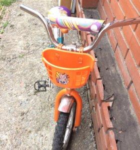 Детский велосипед FORWARD-Барсик