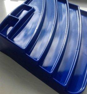 Подставка под лаки пластиковая.