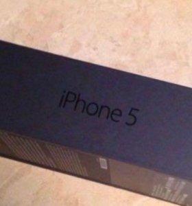 iPhone 5 в отличном состояние