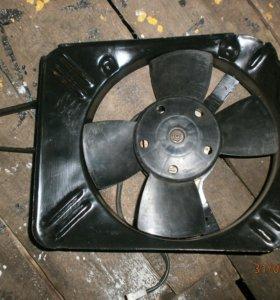 Вентилятор охлаждения ВАЗ--2106 Жигули