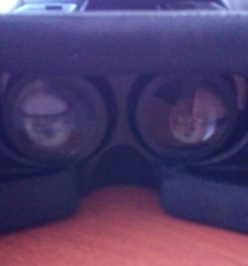 Vr box шлем виртуальной реальности
