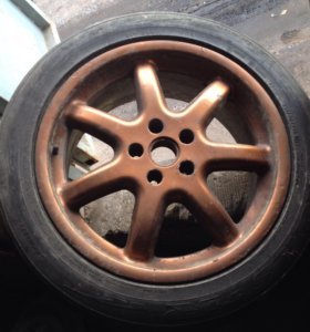 Оригинальные диски AUDI,VW.5*114.3.R18