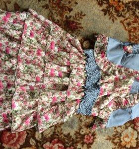 платье 42 р-р 200 р