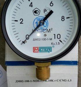 Манометр. ДМ-02-100-1-М