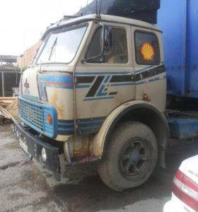МАЗ 54300 240л.с. 1985г.в.