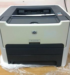 БУ Принтер HP LaserJet 1320  1320n лазерный
