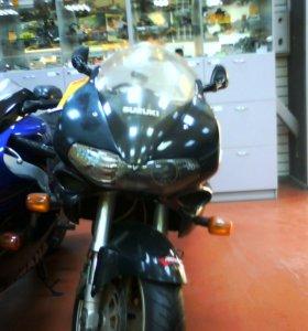 """Мотоцикл """"Suzuki TL1000S"""" с пробегом"""