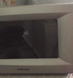 Микроволновая печь б/у samsung