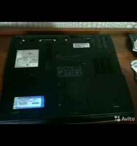 Ноутбук Hp compaq nx9010
